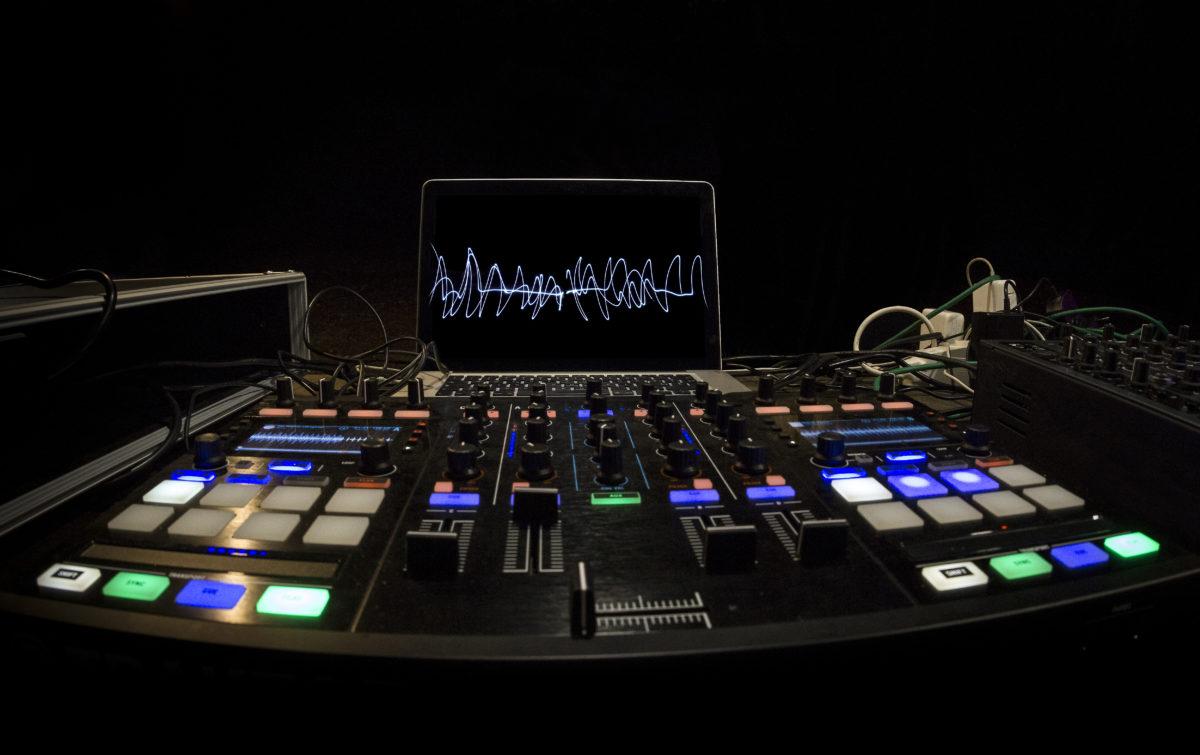 DJ Panel setup