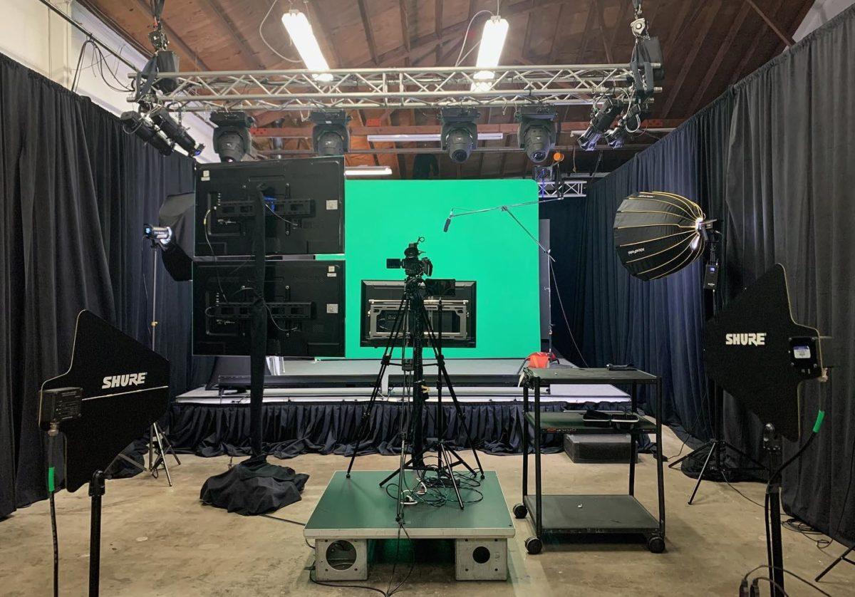 webcast production